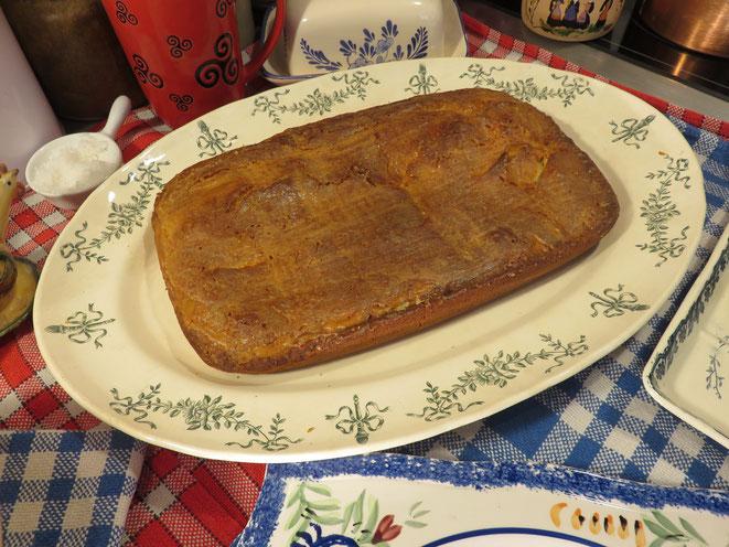 Véritable gâteau Breton de la Mère Mitraille - Canal Gourmandises