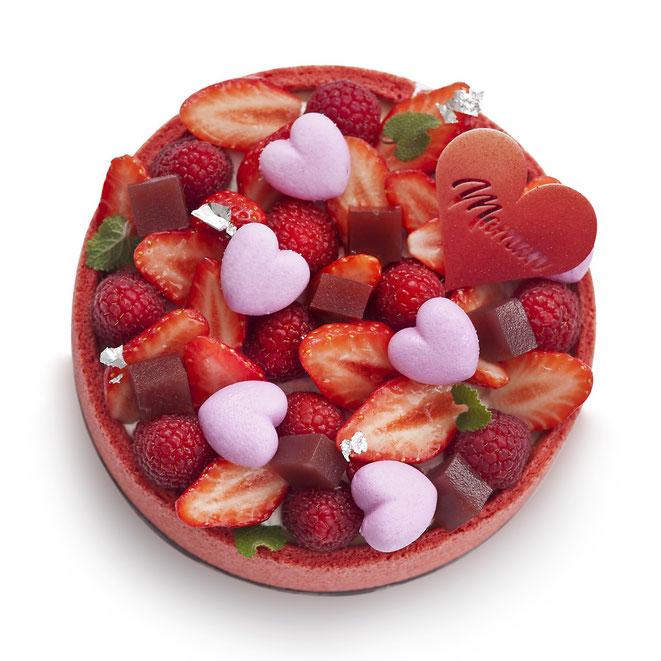 « Maman d'Amour »Un gâteau de star, avec son mélange de fraîcheur et de douceur