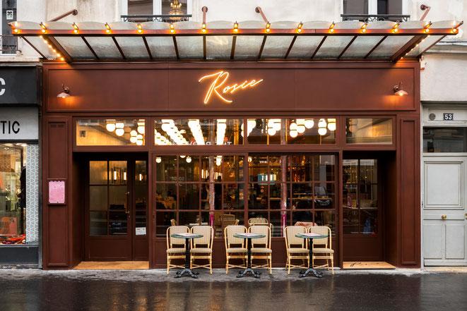 Brasserie Rosie - 75011 Paris