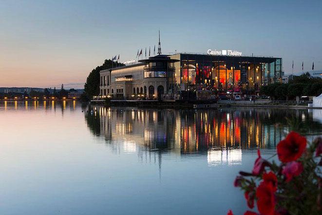 ENGHIEN-LES-BAINS (95) : Réouverture du Casino Barrière ce Dimanche 21 Juin 2020. Faîtes vos jeux !