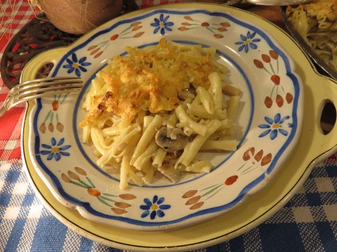 Le gratin de Macaronis de la Mère Mitraille - Canal Gourmandises