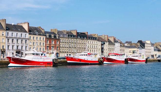 Les bateaux de l'Armement Cherbourgeois - godaille.com