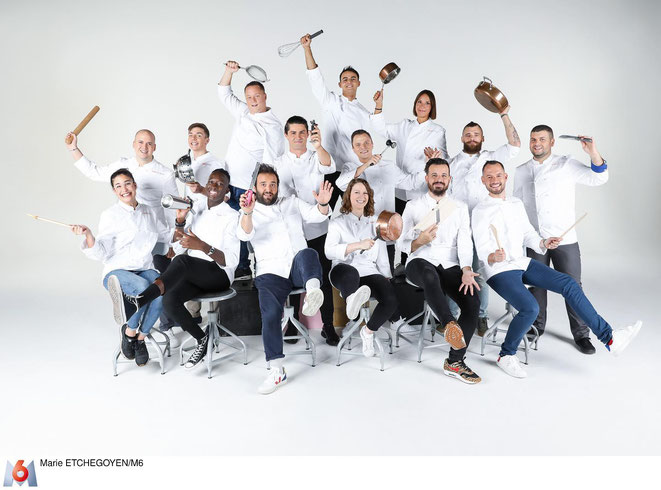 Top Chef 2020 - Photo M6 Marie Etchegoyen