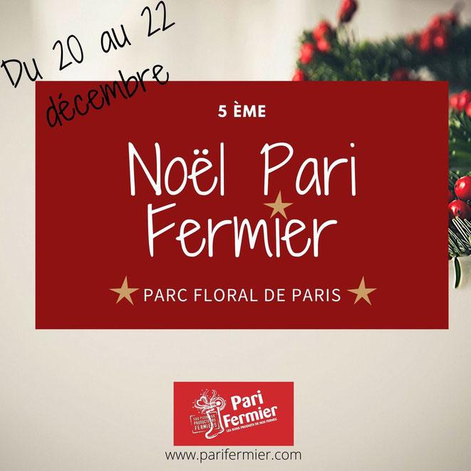 Au Parc floral de Paris Vincennes - Noël Pari Fermier 2019