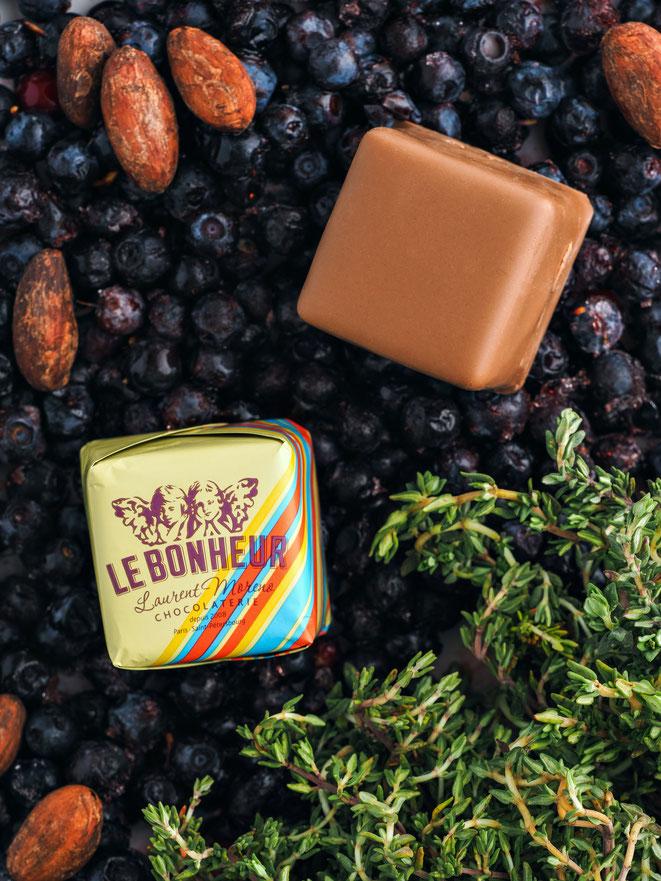 Le Bonheur Chocolaterie de Laurent Moreno - Paris