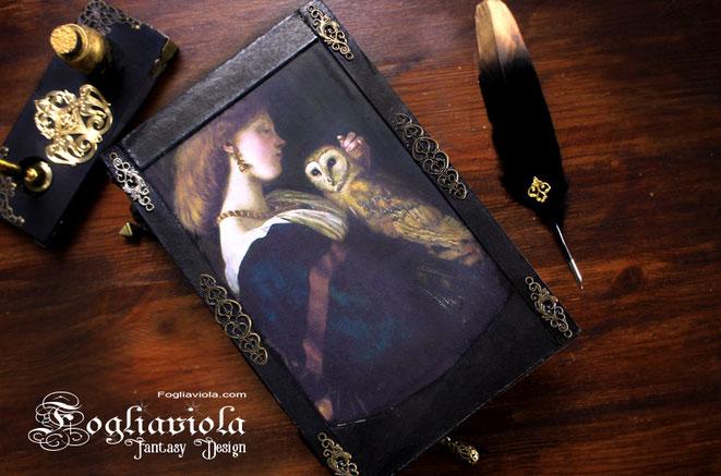 Preraffaelliti Deluxe Journal