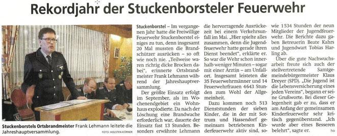 (C) Rotenburger Kresizeitung