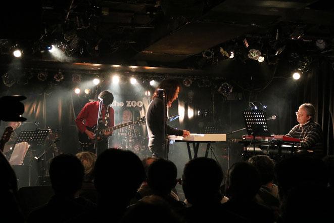 これぞセレナーデ! 約40年ぶりのライブ! Photo by Asumi T.