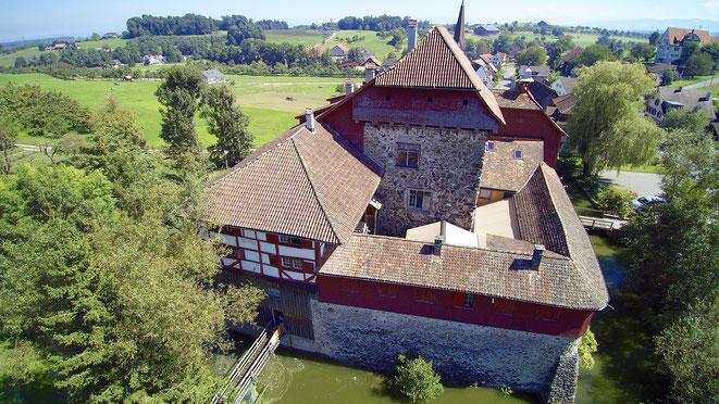 Wasserschloss Hagenwil / TG