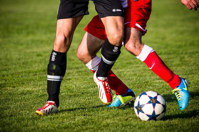 Fußball-Spiel