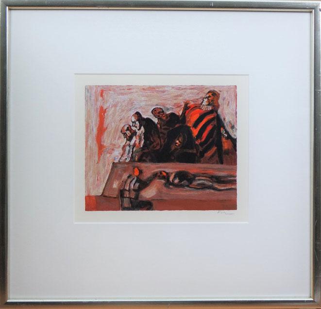 te_koop_aangeboden_een_zeefdruk_getiteld_el_jurado_van_de_kunstenaar_luis_filcer_1927-2018_moderne_kunst