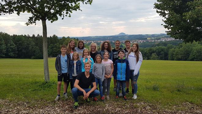 Miniausflug 2019 - Schwarzlichtminigolf, Grillen am Schwarzhorn