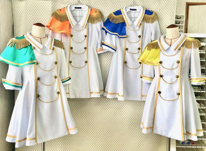 SPATIO衣装