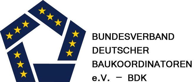 Mitglied im BUNDESVERBAND DEUTSCHER BAUKOORDINATOREN e.V. – BDK