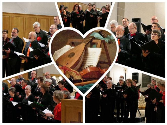 Consonance en concert à l'église de Pontcharra le 4 juin 2010
