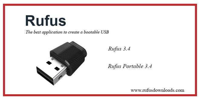 Rufus Bootable Tool - rufusdownloads