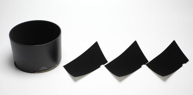 Anti-reflection kit for Nikon HB-84