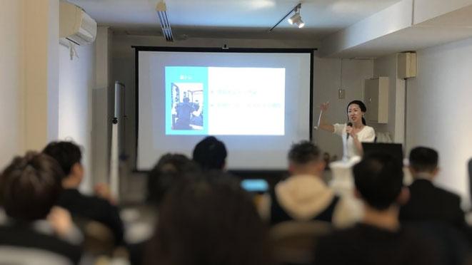 サンクチュアリ出版社様にてメンズ美容のトークイベント開催