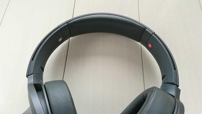 MDR-H600A ヘッドバンド