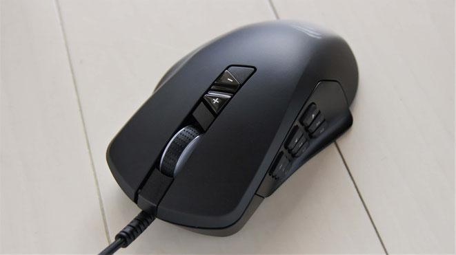 havit ゲーミングマウス HV-MS760 レビュー