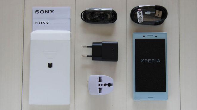 XPERIA X Compact 付属品