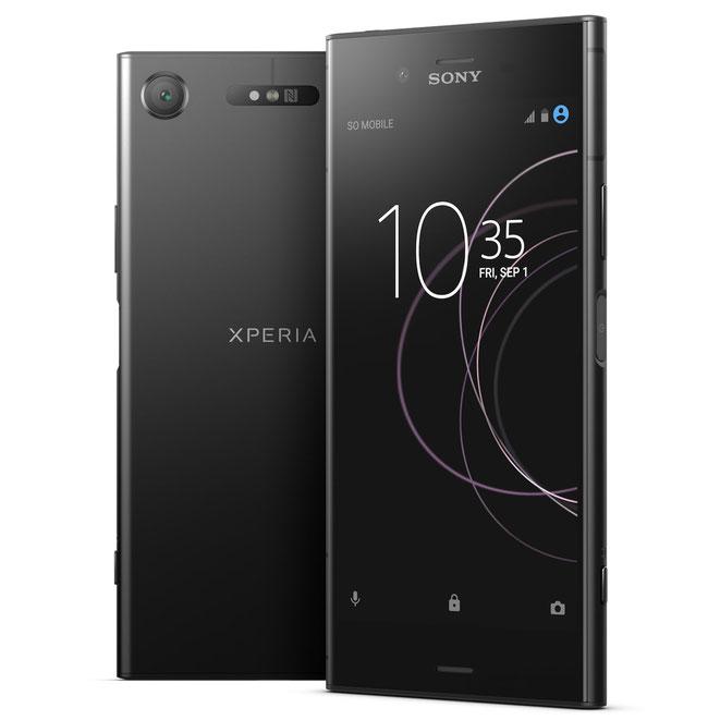 XPERIA XZ1 ブラック