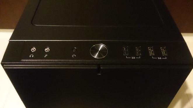 Fractal Design Define R5 正面