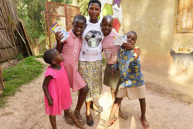 Uganda, Explainora, Schockolade, Fair trade