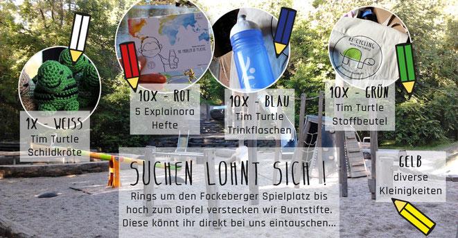 geschenke, cleanup, explainora, fockeberg, leipzig