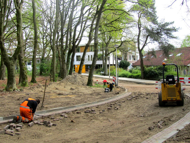 herinrichting Bonteweg Nijverdal