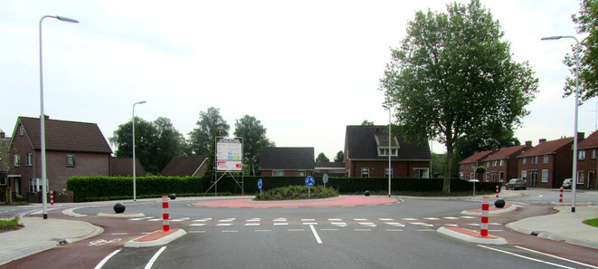 Rotonde Holterstaatweg Rijssen