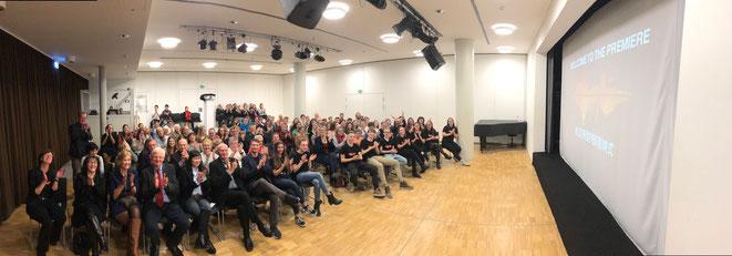Filmpremiere in Deutschland: 19. Januar 2019, Vitzhum - Gymnasium Dresden