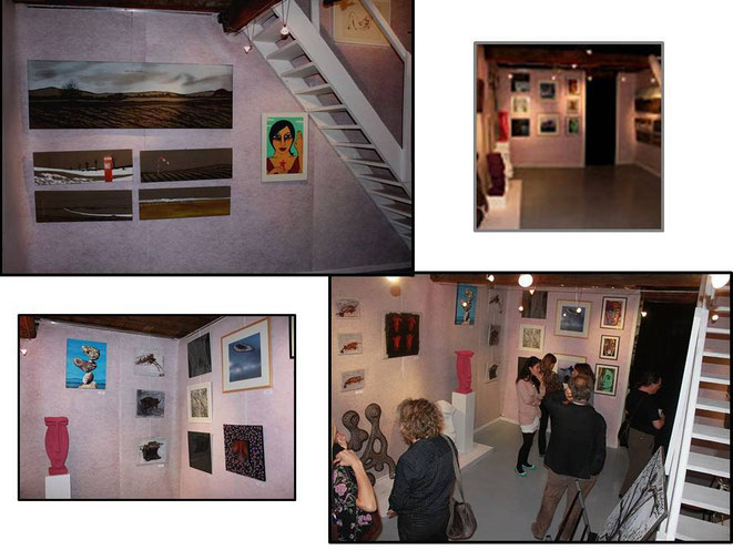 - photos de l'exposition -