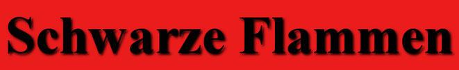 Banner Titel Zyklus Schwarze Flammen