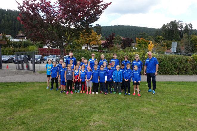 Karl-Schubnell Sportfest in Neustadt am 23.09.17