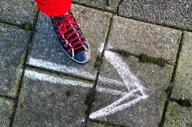 Der Weg ist das Ziel - mit Neurofeedback Biofeedback den richtigen Weg finden