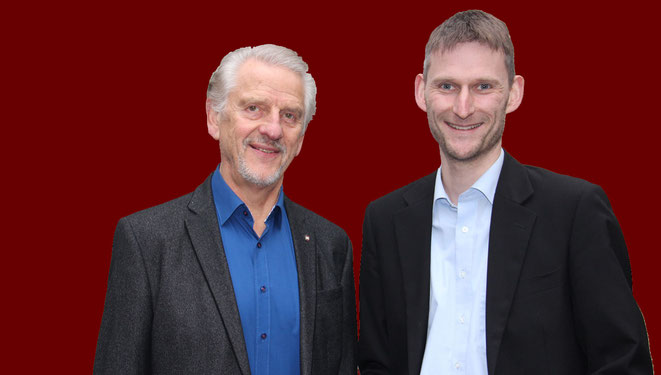 Herbert Graf and Thiemo Graf are looking forward to your message or your call.
