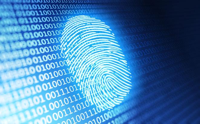 Digitaler Fingerabdruck; Detektei Frankfurt am Main, Spionage, Detektiv Frankfurt