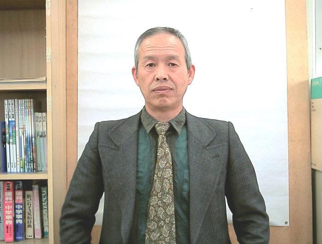 山びこ教室塾長の写真