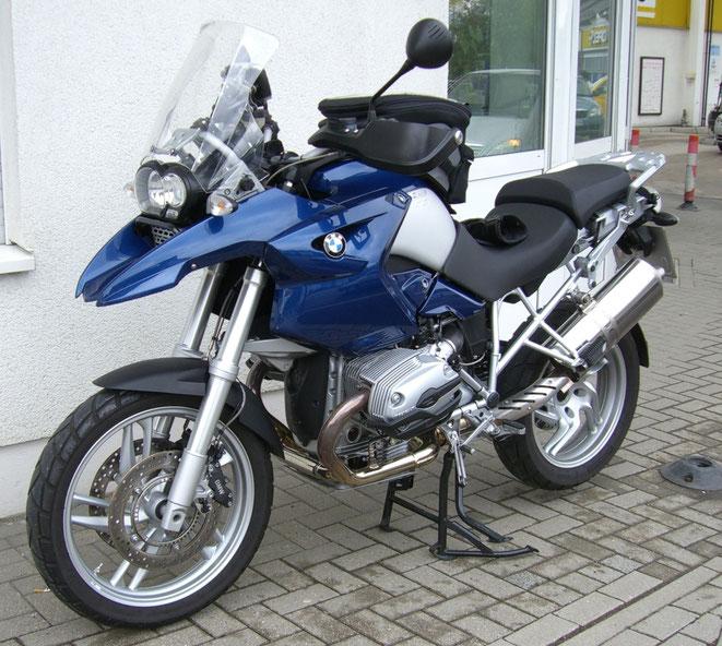BMW R 1200 GS - mein letztes Motorrad - von 2010 bis 2020