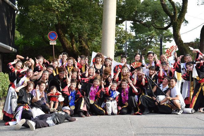 2019.08.04『おどるんや~第16回紀州よさこい祭り~』@和歌山城