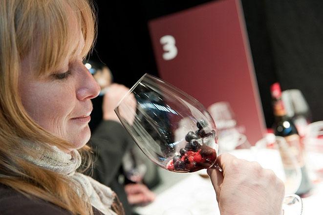 WineStyle-Aromen im Glas ©WineStyle