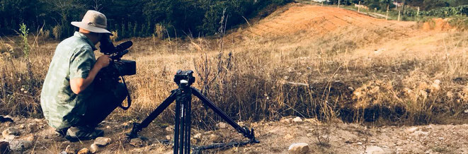 Film Crew Medellin Colombia Camera operator