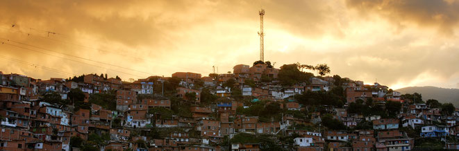 Film and television locations Medellin Colombia