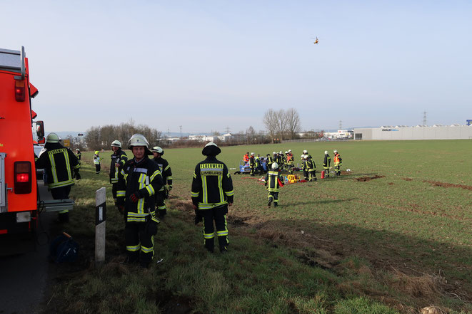 Verkehrsunfall A3 Km 113 4 Verletzte Homepage Der Freiwilligen