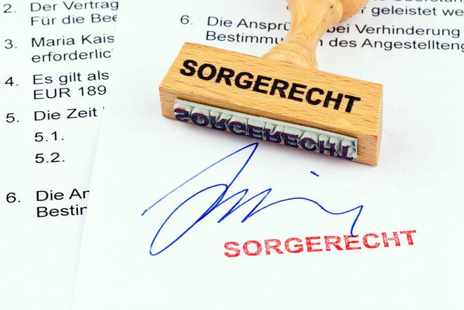 Sorgerecht Familienrechtskanzlei Martina Wolter Braunschweig
