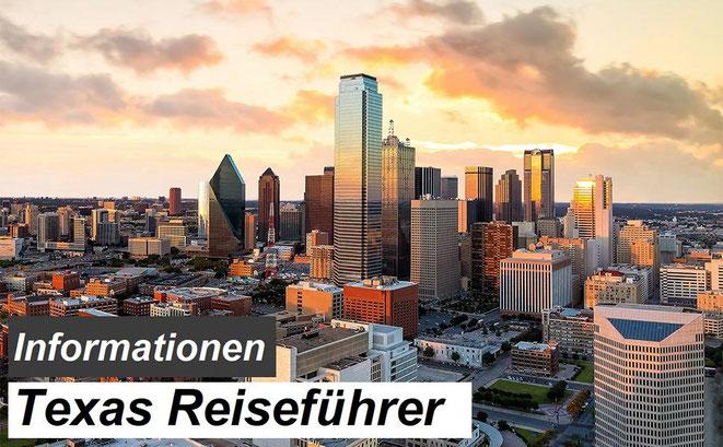 Bester Texas Reiseführer Empfehlung und Reiseinformationen