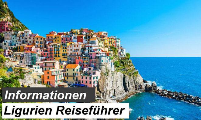 Bester Ligurien Reiseführer Empfehlung und Informationen