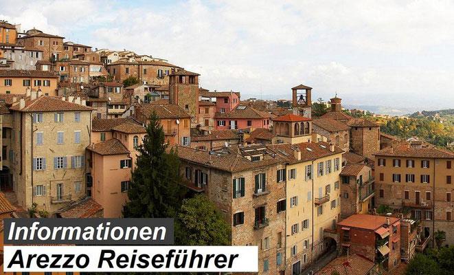 Bester Arezzo Reiseführer Empfehlung und Reiseinformationen