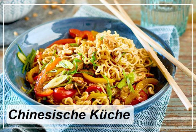 China Kochbuch, chinesische Küche und Gerichte. Die besten chinesischen Kochbücher
